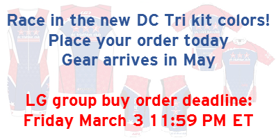 DC Tri Kit Group Buy