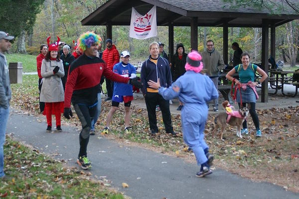 Annual Halloween Spooky 5K at Rock Creek Park