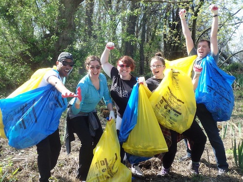 Potomac River Cleanup – April 8