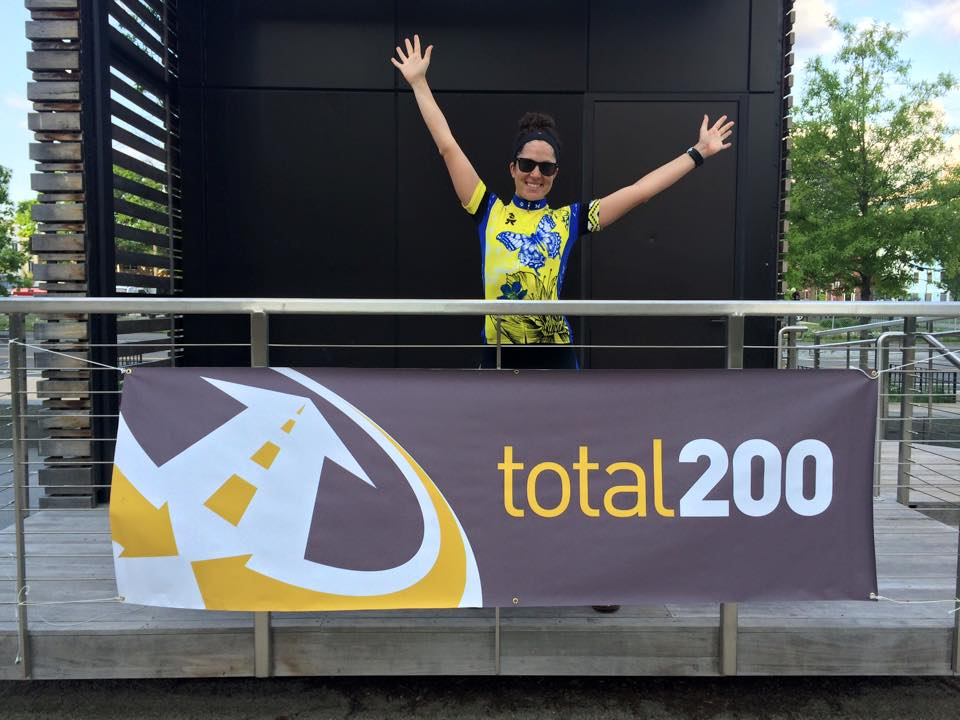 Total 200 – Ultimate One-Day Ride!