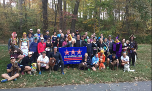 2019 Spooky 5k & Chili Cook Off