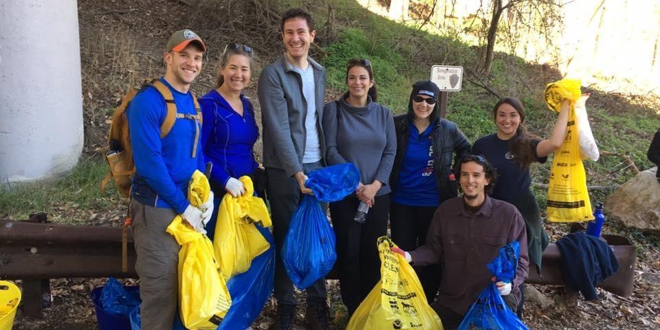 DC Tri Club / Rock Creek Extreme Cleanup Day