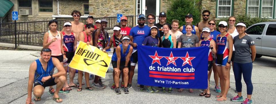 2019 DCTriClub Training Triathlon