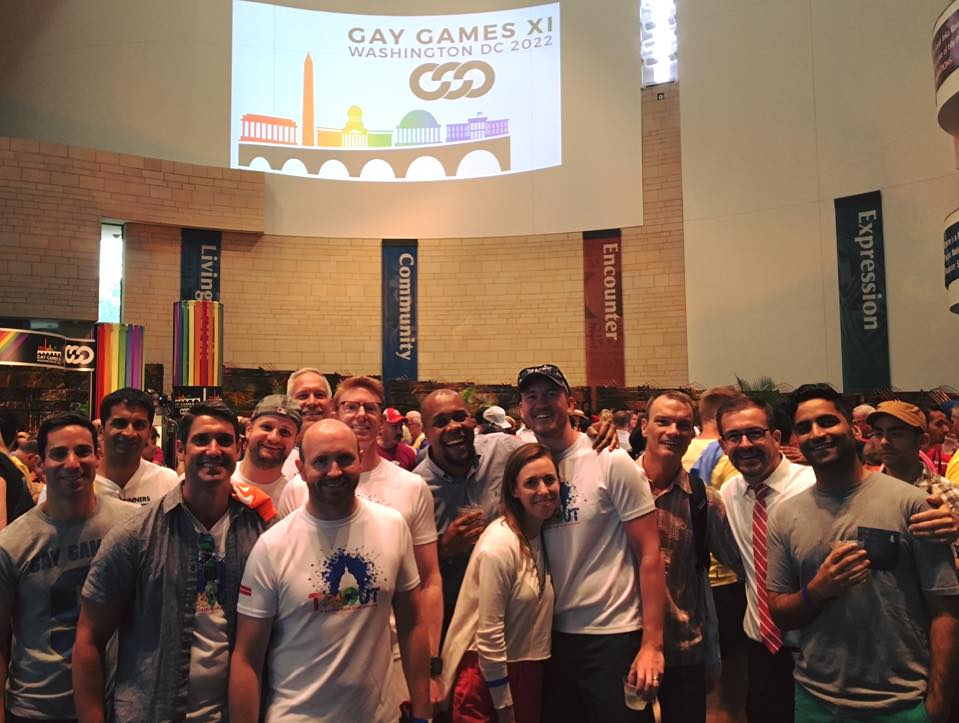 Gay Games X: Paris