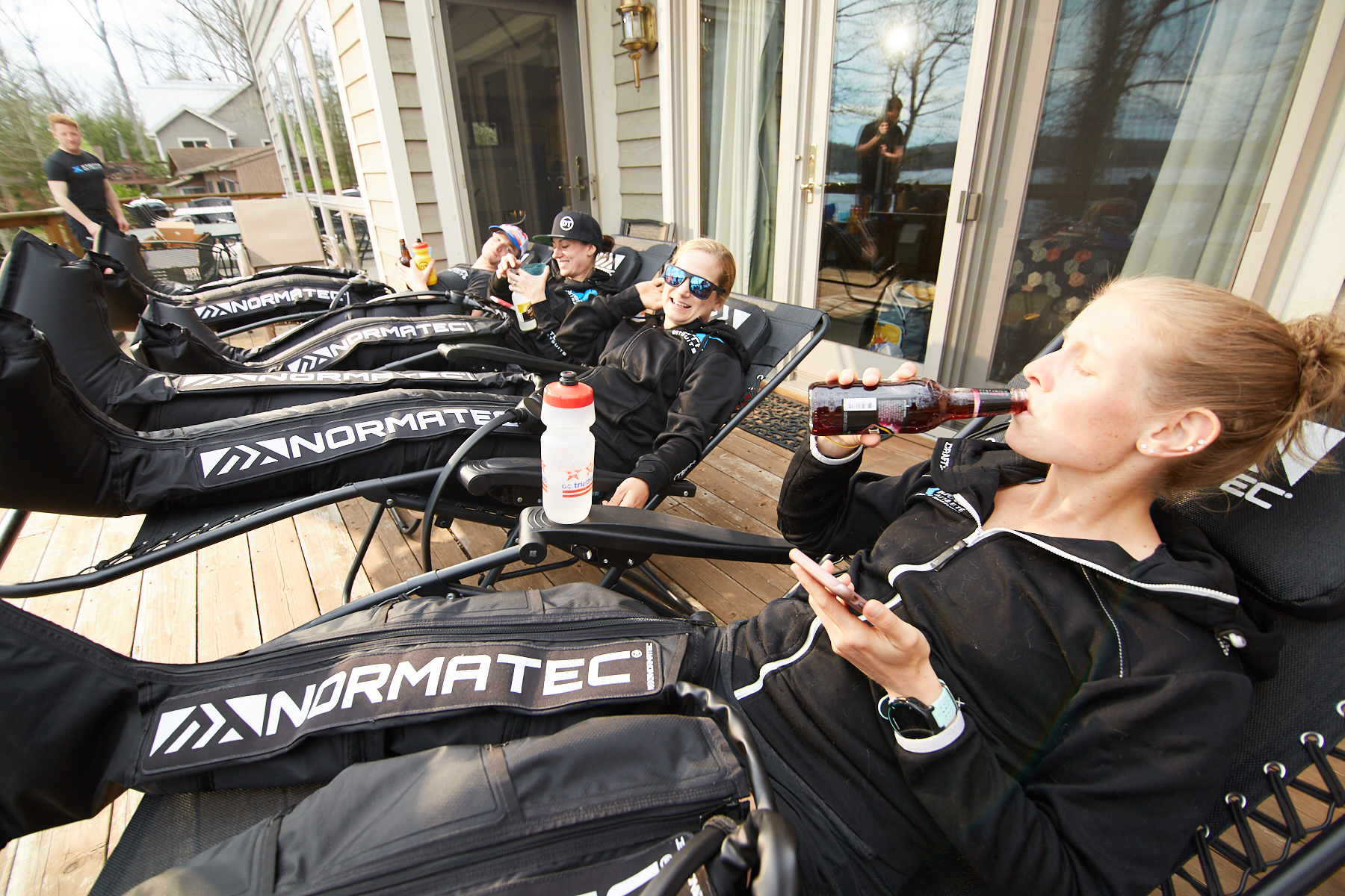 2018 May Happy Hours! It's NORMATEC TIME!
