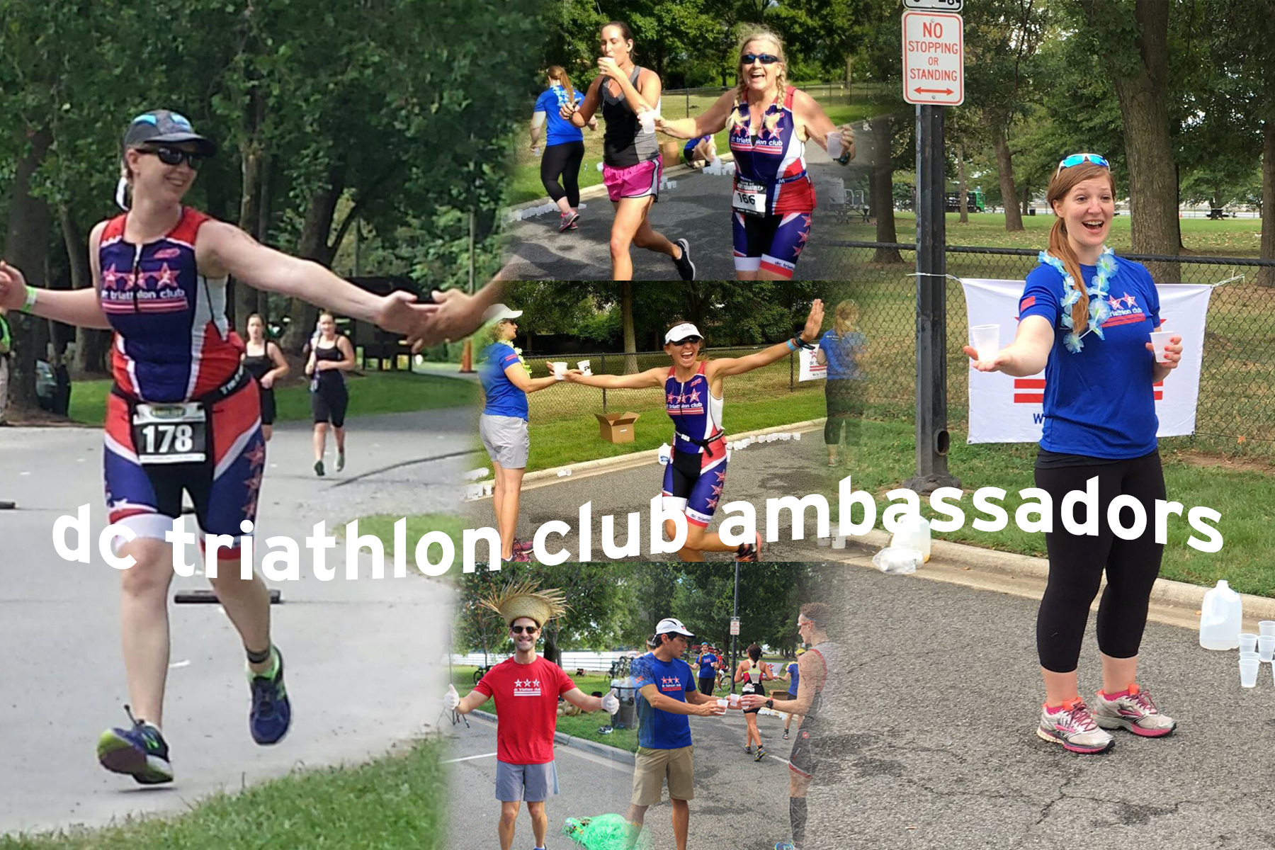 NEW for 2019: DCTri Ambassadors!