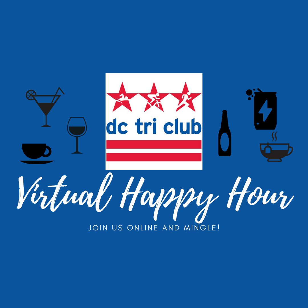 Virtual Happy Hours – Join us Thursday July 16th!