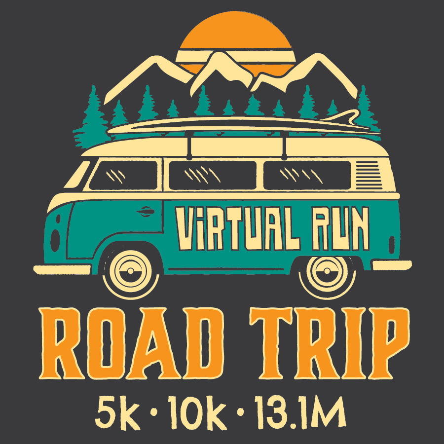 Racine Multisports – ROAD TRIP Virtual Run