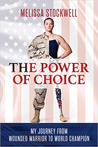 Author Talk with Melissa Stockwell: Wounded Warrior to World Champion – Wednesday March 3!