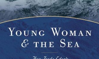Author Talk with Glenn Stout: Young Woman & the Sea